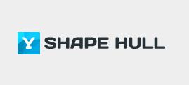 Y-shape hull